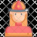 Firefighter Fireman Fire Icon