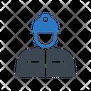 Man Safety Avatar Icon