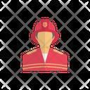 Man Firebrigadier Professional Icon