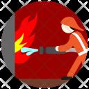 Firefighter Avatar Job Icon