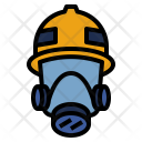 Firefighter Mask Icon