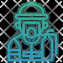 Fireman Job Avatar Icon