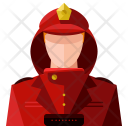 Fireman Avatar Icon