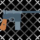 Fireman Gun Handgun Icon