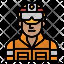 Rescuer Rescue Fireman Icon