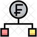 Firence Hierarchy Structure Icon