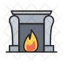 Fireplace Icon