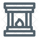 Cold Heater Warm Icon