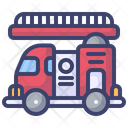 Firetruck Fire Fire Vehicle Icon
