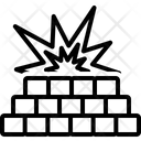 Firewall Fire Wall Icon