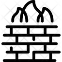 Firewall Security Virus Security Icon