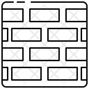 Internet Firewall Security Icon