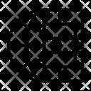 Firewall Internet Web Icon