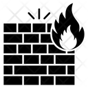 Security Protection Internet Defense Icon