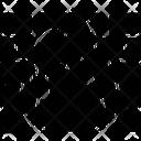 Defense Wall Brick Icon
