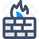 M Firewall Firewall Security Icon