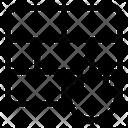 Wall Firewall Internet Icon