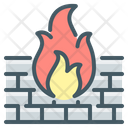 Firewall Antivirus Protection Icon