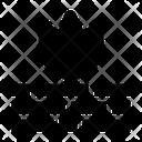 Wall Technology Digital Icon