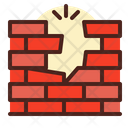 Firewall Firewall Break Break Firewall Icon