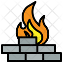 Firewall Server Wall Icon