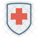 Firewall Health Insurance Icon