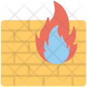 Firewall Antivirus Network Icon