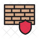 Security Wall Protection Icon