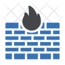 Firewall Protection Firewall Security Firewall Icon
