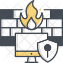 Firewall Protection Antivirus Firewall Icon