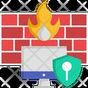 Firewall Protection Antivirus Firewall Icon