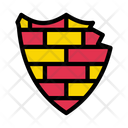 Firewall Security Firewall Security Icon