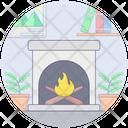 Firewood Icon