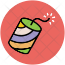 Firework Firecracker Rocket Icon