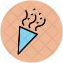 Firework Cracker Cone Icon