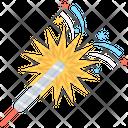 Firecracker Petard Firework Icon