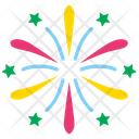 Firework Celebration Holiday Icon