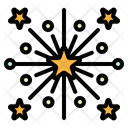 Firework Party Celebration Icon