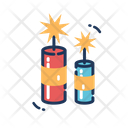 Firework Culture Celebration Icon