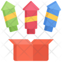 Firework Box Icon
