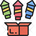 Firework Box Icon