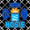 Firework Noise Pyrotechnic Icon