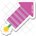 Firework Rocket Icon