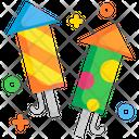 Firework Rocket Icon