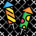 Firework Rocket Celebration Rocket Icon