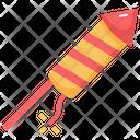 Firework Rocket Firecracket Icon