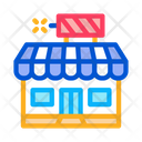 Firework Shop Pyrotechnic Icon