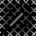 Firework Stick Icon