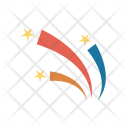 Fireworks Party Sparking Icon