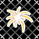 Fireworks Party Celebration Icon